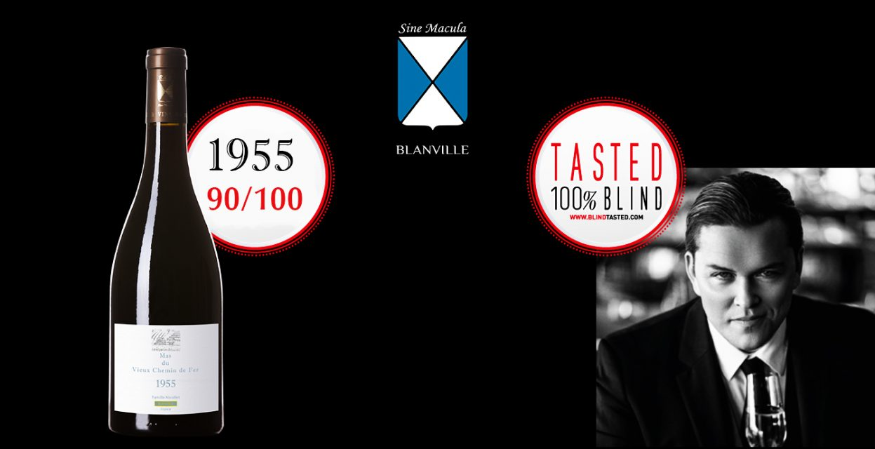 Blanville tasted by Andreas Larsson