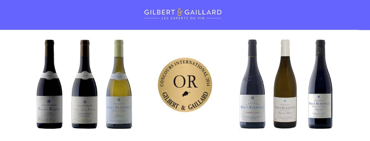 Résultats 2016 guide Gilbert & Gaillard