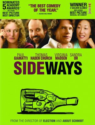Sideways film Pinot Noir
