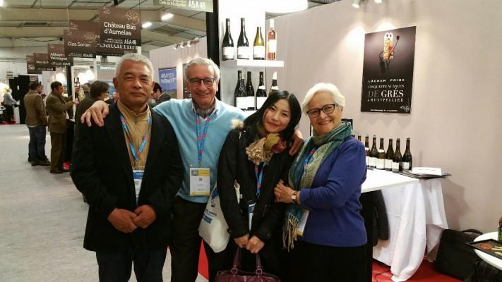 Clients Japonais de Blanville