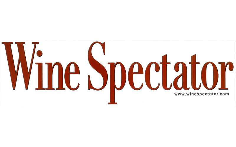 1955 : First Wine recommended by Wine Spectator !